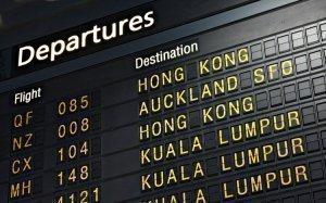Табло аэропортов он-лайн