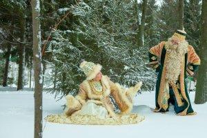 Сказочный Новый год в Казани